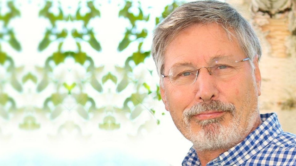 Bessel van der Kolk, world-leading expert in trauma and the healing of trauma.