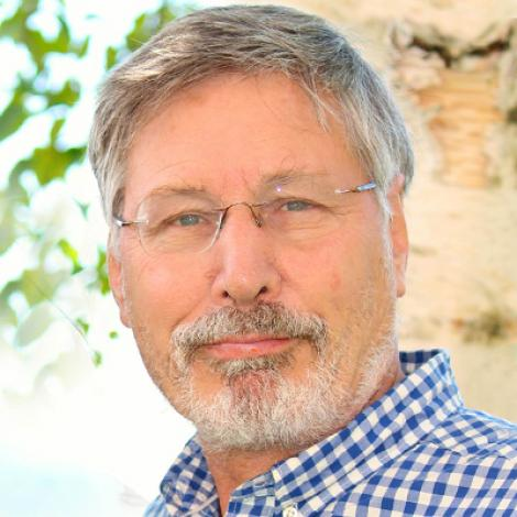 Bessel van der Kolk, M.D, author of The Body Keeps the Score: Brain, Mind, and Body in the Healing of Trauma