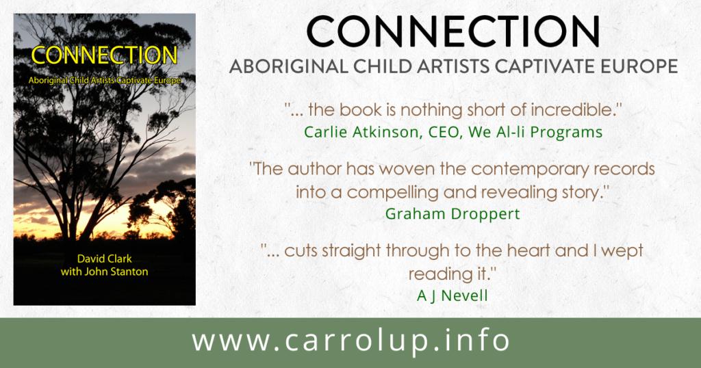Connection: Aboriginal Child Artists Captivate Europe